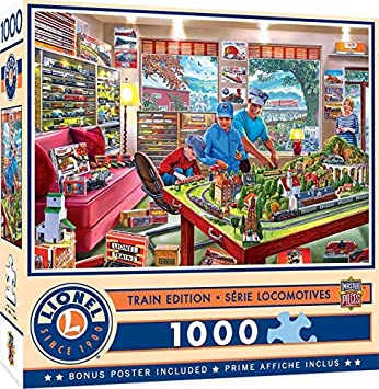 Playroom 1000pc Puzzle