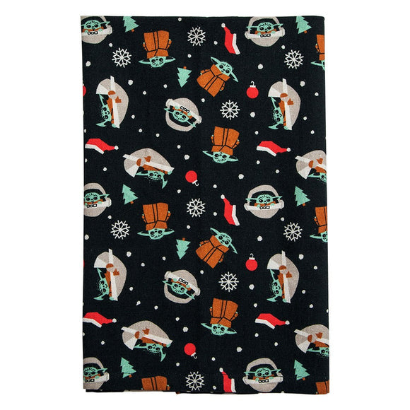 Star Wars - The Child Holiday Tea Towel