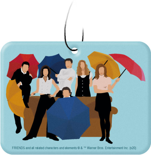 Friends - Group 3pk Air Freshener