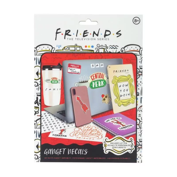 Friends - Icons Gadget Decals