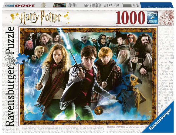 Harry Potter 1000pc Collage Puzzle