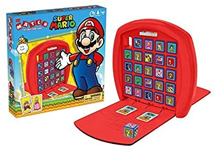 Top Trumps - Super Mario Match Game