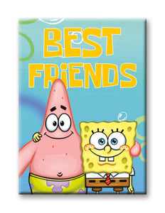 "Spongebob ""Best Friends"" Magnet"