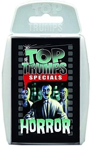 Top Trumps - Horror
