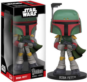 WOBBLER Star Wars Boba Fett
