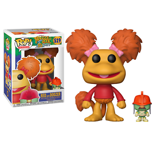 POP! FRAGGLE ROCK Red w/ Doozer