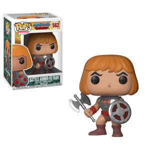 POP! MOTU He-Man w/ Battle Armor