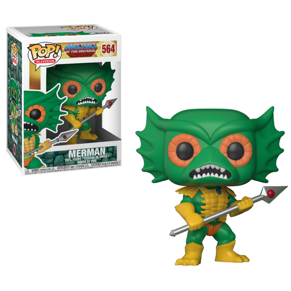 POP! MOTU Merman