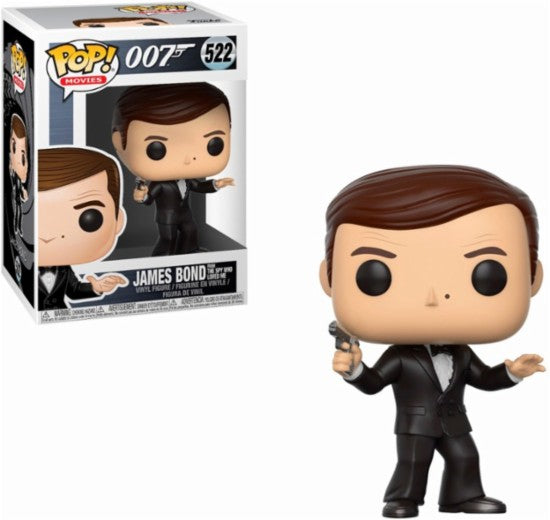 POP! JAMES BOND: Roger Moore