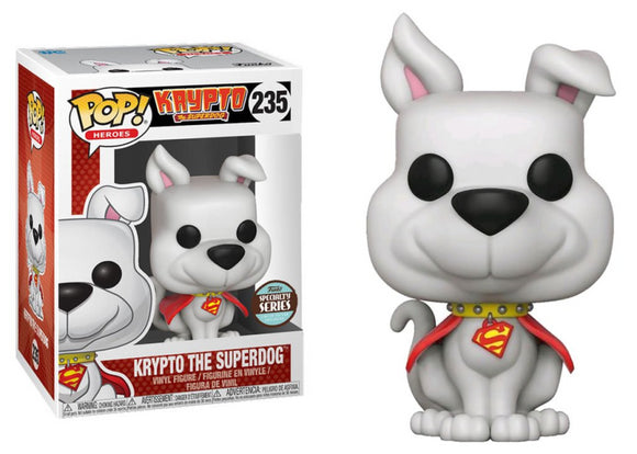 POP! HEROES Krypto SPECIALTY SRS