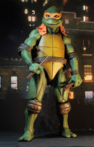 TMNT Michelangelo 1/4 Scale DLX FIG