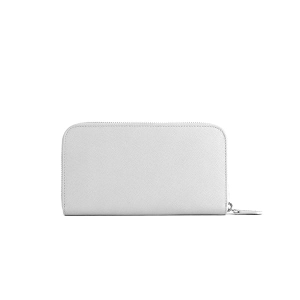Zipwallet -  Light Grey