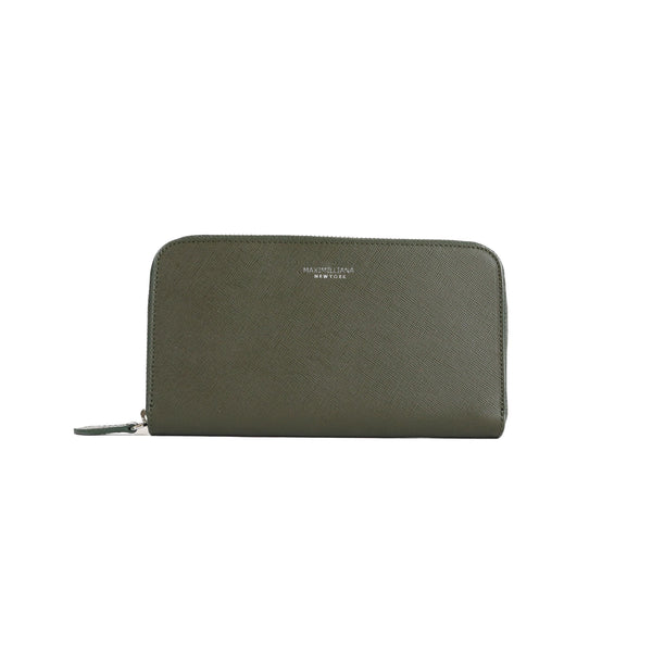 Zipwallet - Army Green