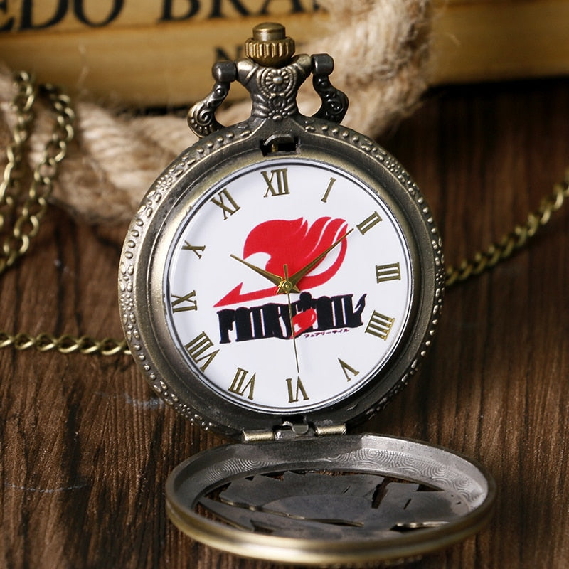 Anime Fairy Tail pocket watch