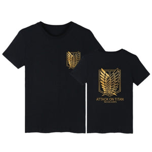 Gold AoT clothing