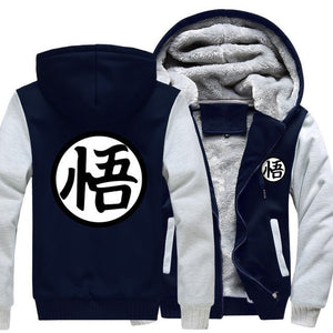 Luxurious Premium Dragon Ball Hooded Jacket
