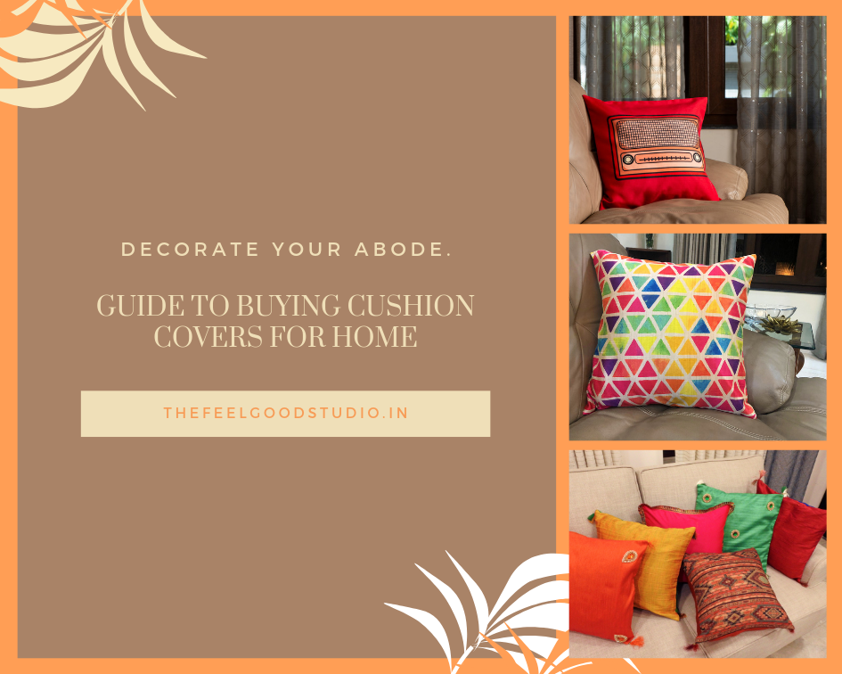 Guide to Buying Cushion Covers For Home