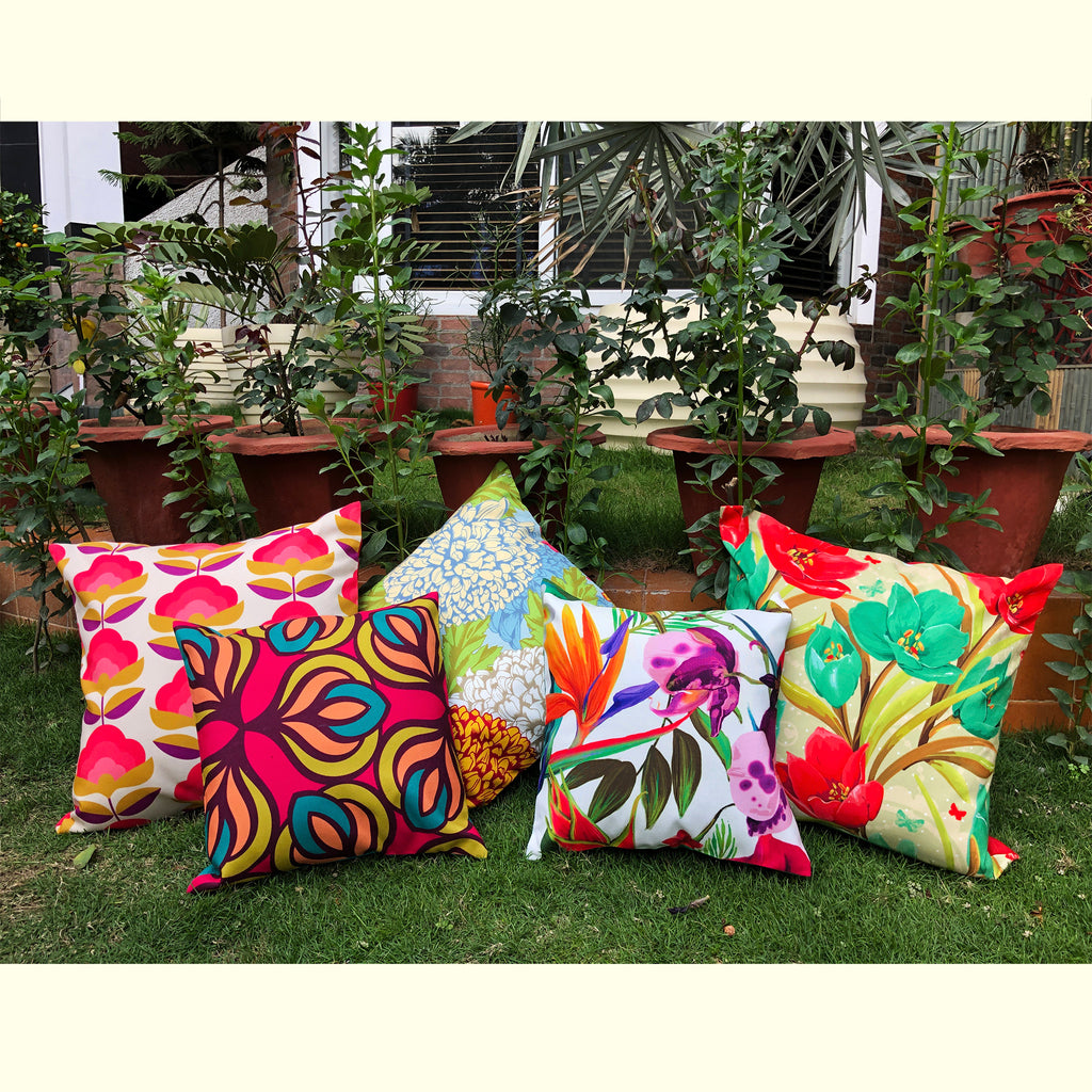 Latest Spring Special Cushion Covers|The Feel Good Studio