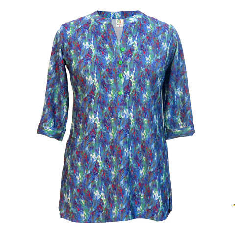 short-kurta-for -ladies