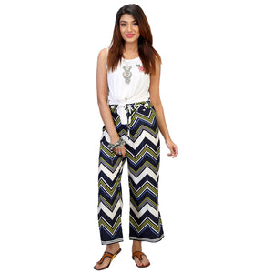 colourful palazzos online for women