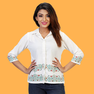 trendy-office-wear-shirt-for-ladies