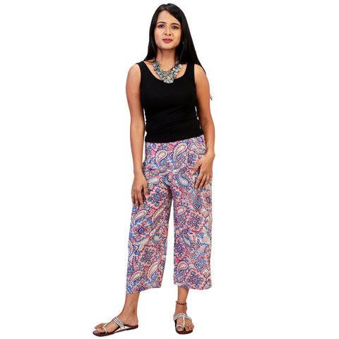 printed culottes online for women in India