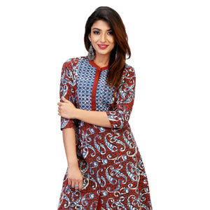 bagru-print-kurta-for-ladies-online