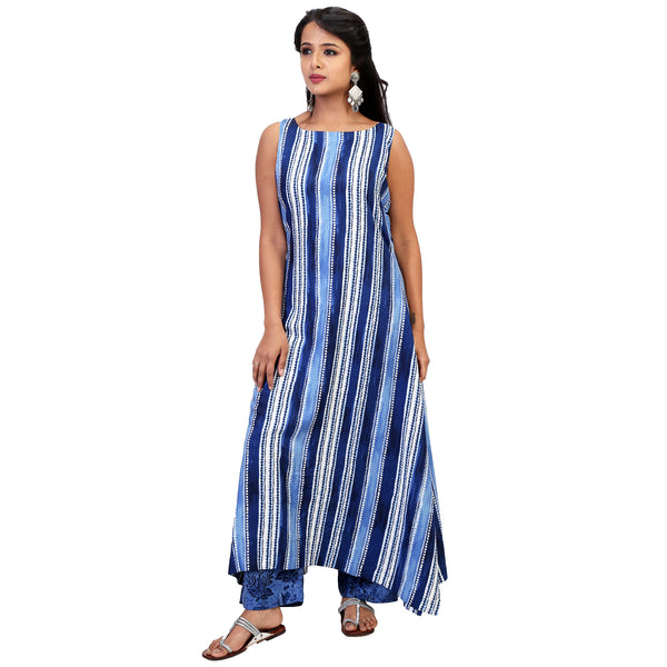 women's-long-kurta-dress-with-blue-palazzo