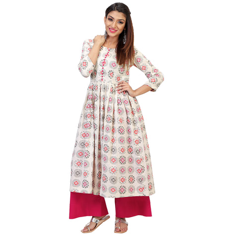 handspun khadi kurta online for women