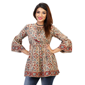 long-top-for-women-in-bagru-print-online