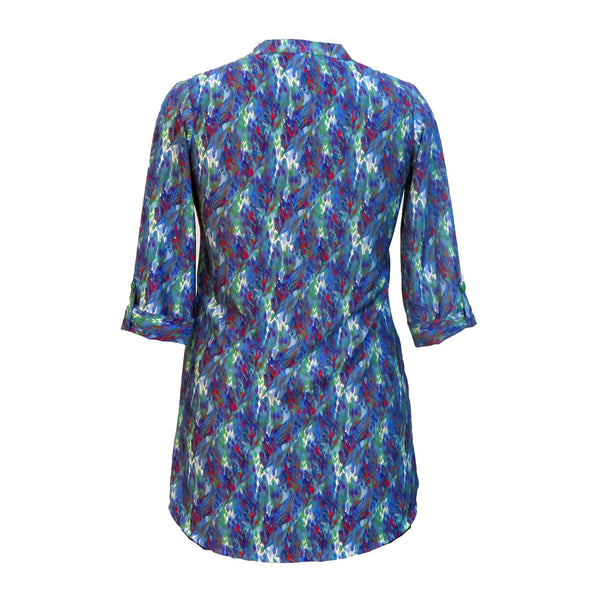 stylish-kurti-with-jeans-for-women