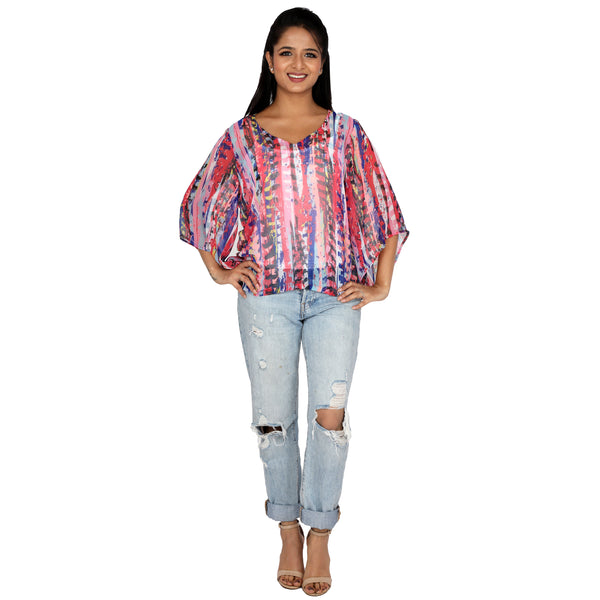 party-wear-printed-sheer-top-for-women