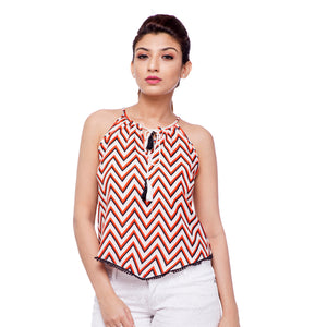 trendy-women's-top-online-with-rope-ties