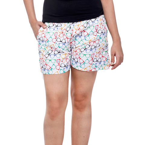 Watta Spectacle  Shorts With Pockets