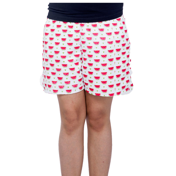 watermelon-print-women's-boxer-shorts-online