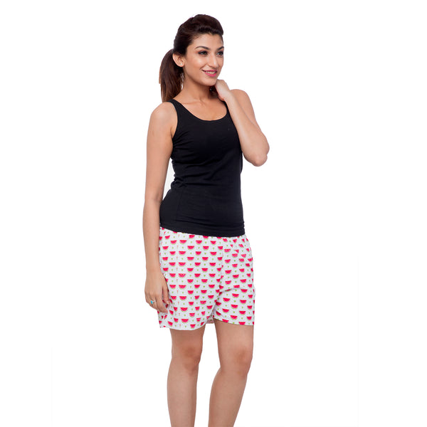 cotton-shorts-for-ladies-in-unique-designs