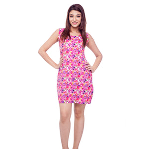 floral-shift-dress-for-women-india