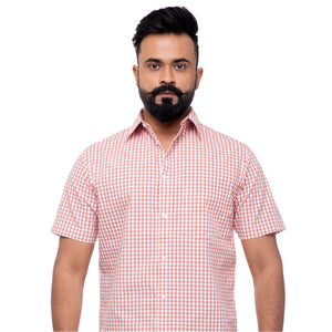 Classic Checkered Men's Shirt