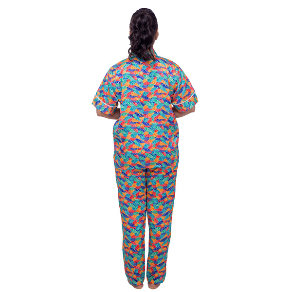 Fish Fry Night Suit with PJs