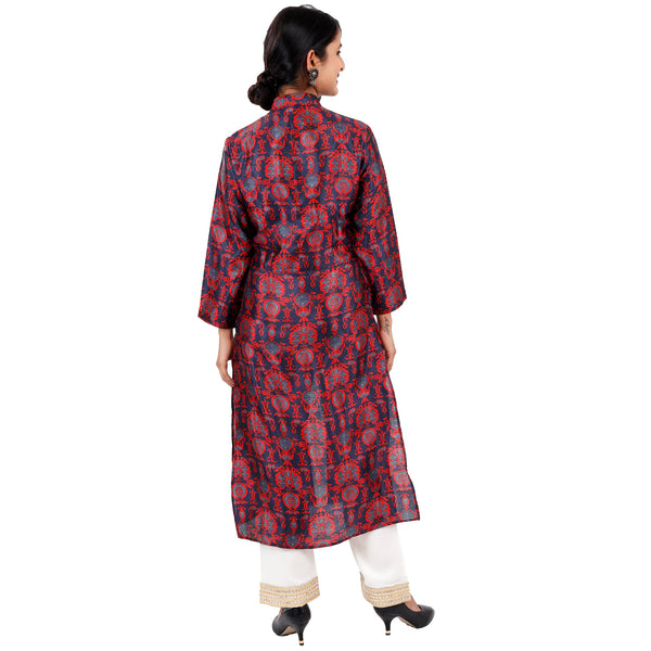 silk-kurta-for-women-online-india