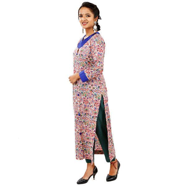 long-kurta-set-with-cotton-straight-pants-online