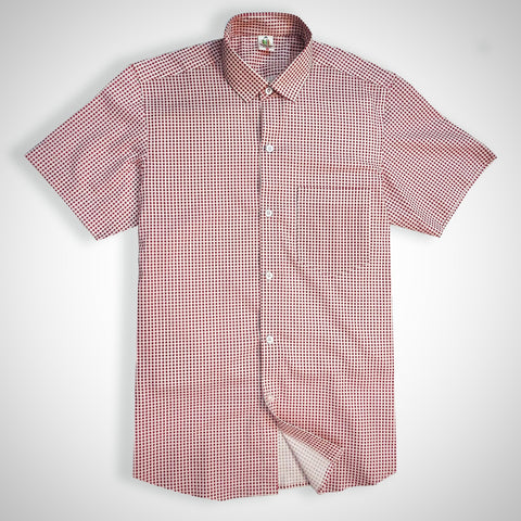Red Boxes Men's Shirt