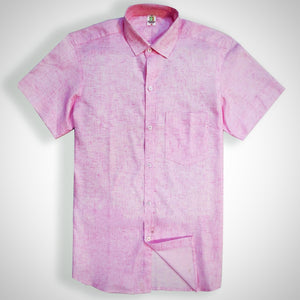Powder Pink Men's Shirt