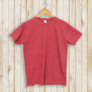 plain-red-polo-neck-gym-tshirt-for-women-and-girls