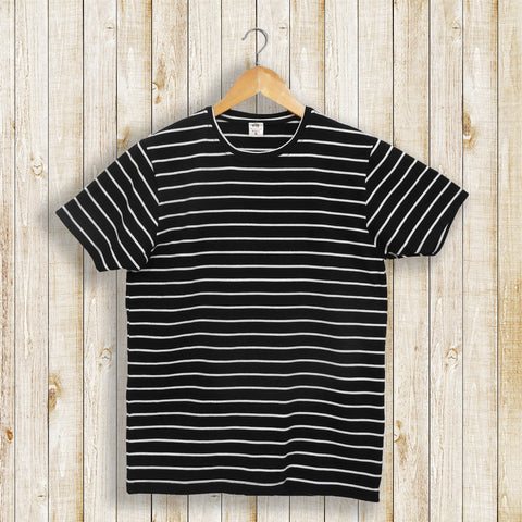 Old School Striped Men's T-shirt