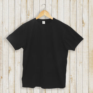 Wardrobe Staple Black Men's T-shirt