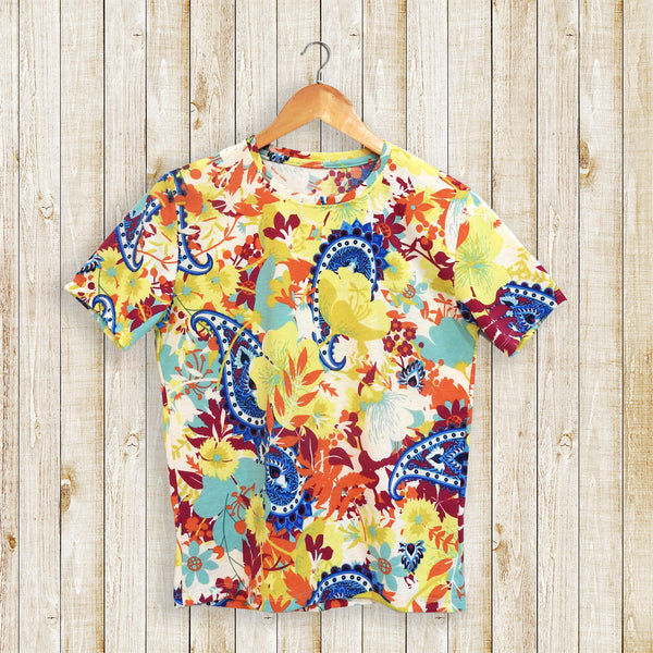 Tropical Burst Top