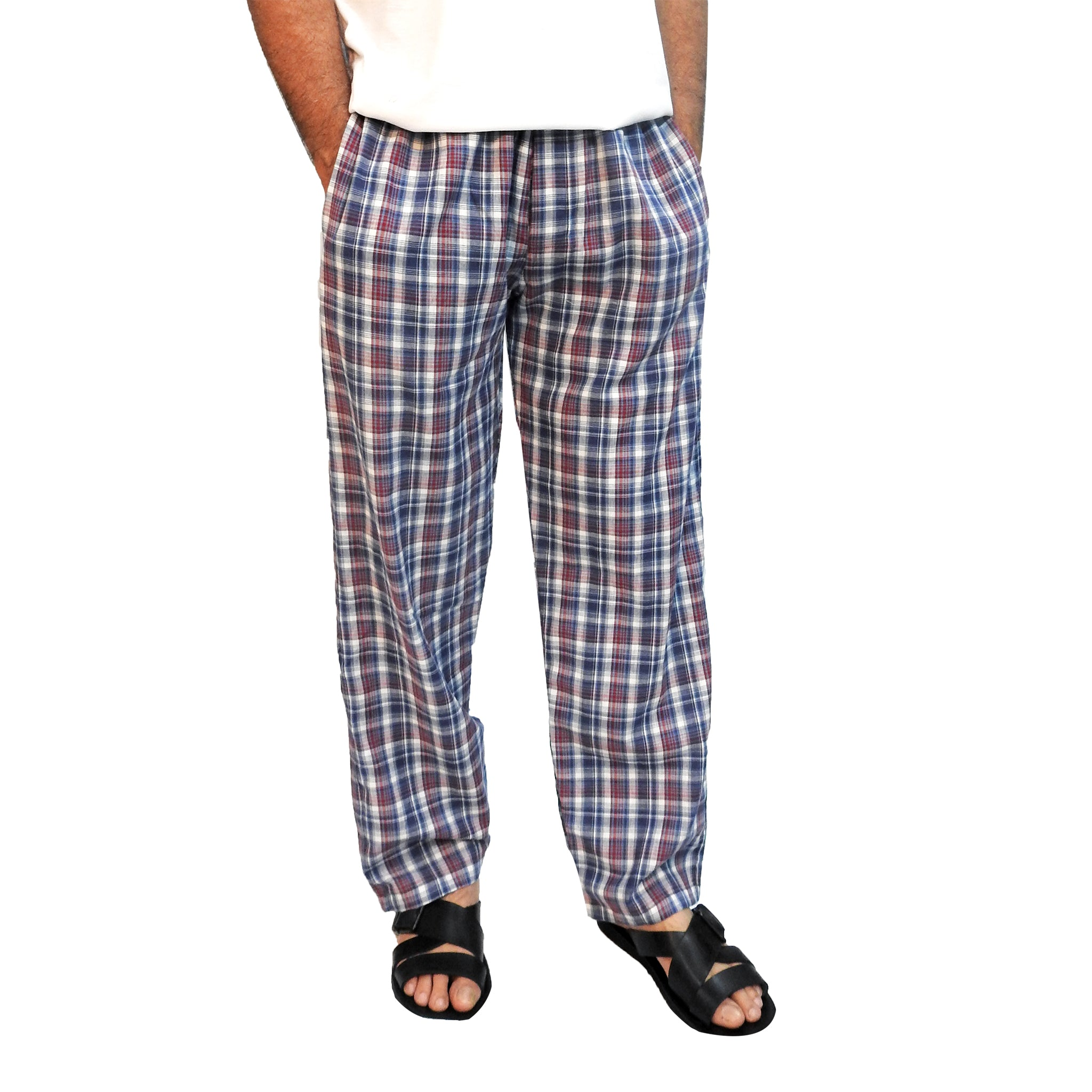 Men's Favourite Checkered Pajamas