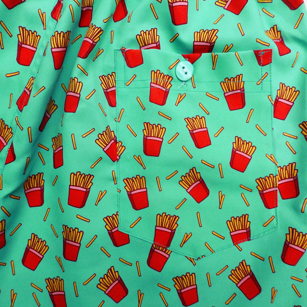 Sacrifries Shorts With Pockets