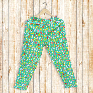 Hawai Chappal Women's Pajamas With Pockets